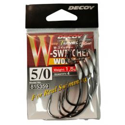 DECOY WORM 104 W-Swicther