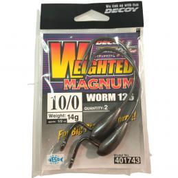 DECOY Worm 126 Weighted Magnum