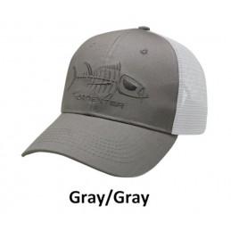 Tormenter Hat - Gray/Gray