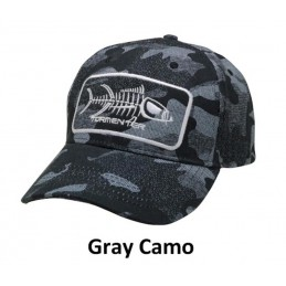 Tormenter Hat - Gray Camo